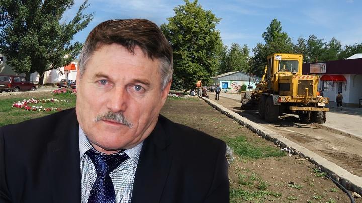 «Позвоните позже, я не в курсе»: главу района Волгоградской области подозревают в превышении полномочий