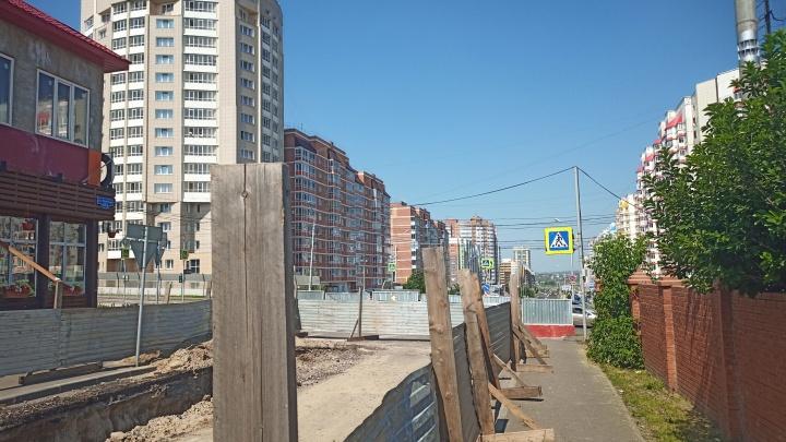 Городской контроль: в Покровке построят новые теплосети, а пока там ремонт