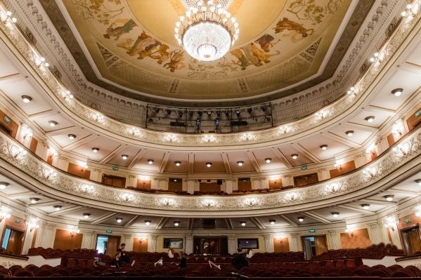 Последний капитальный ремонт всего здания театра проводили в 1957 году
