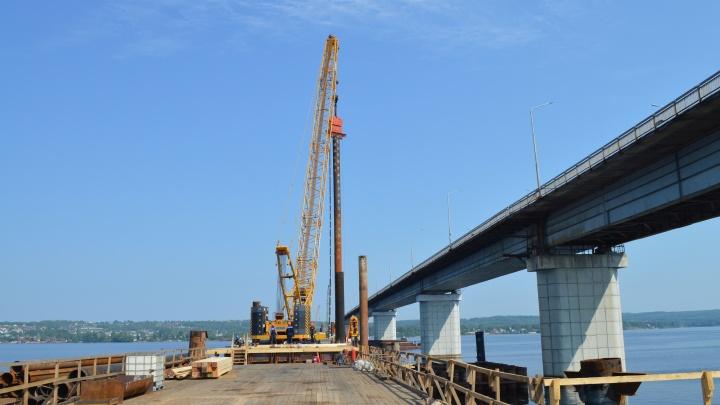 Минтранс Прикамья создаст дирекцию дорожных концессий для контроля стройки нового Чусовского моста