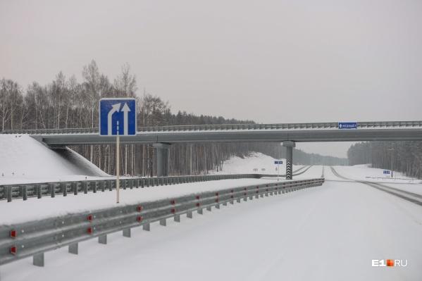Екатеринбургуже больше 30 лет ждет, что ЕКАД сомкнется в кольцо