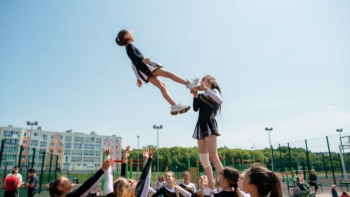 Как в Самаре отпраздновали начало летних каникул: много фото