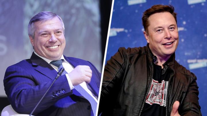 «Как тебе такое?» Василий Голубев предложил Илону Маску вложить деньги в Ростовскую область