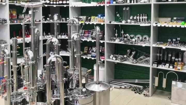 Для харизматичных клиентов: в Ростове открыли новый магазин «Хмельное дело»