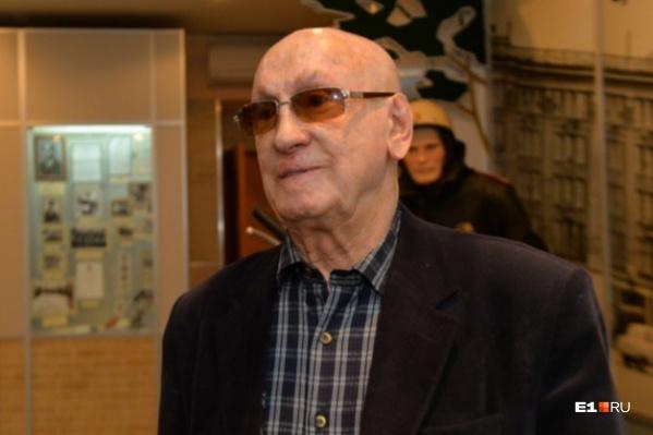 Пётр Решетнюк охранял многих известных политиков, которые в советские годы приезжали с визитом в Свердловск