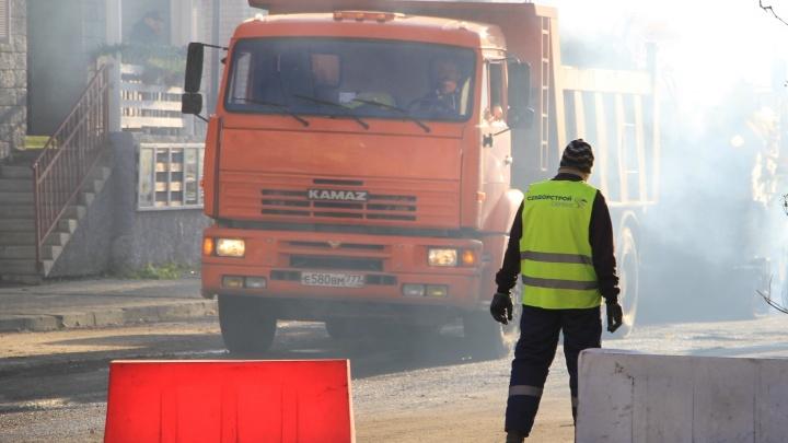 В Архангельске отремонтируют семь дорог за 450 млн рублей. Рассказываем, где именно