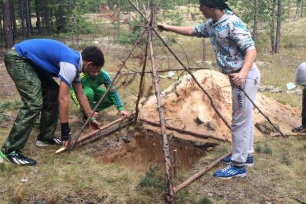 В Сургуте построят новый военно-спортивный лагерь «Барсова гора»