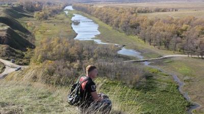 Где отдохнуть в Омской области: прогулка над кронами деревьев Серебряного
