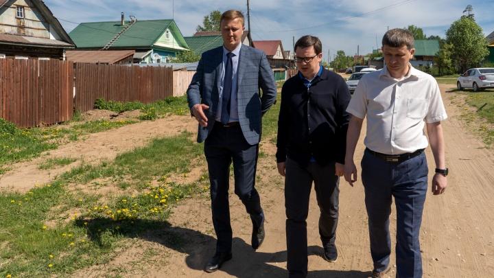 Антон Немкин обсудил с жителями Пермского края планы по газификации