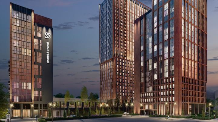 «Однообразные высотки и унылые дворы уходят в прошлое»: в центре Уфы строится новый жилой комплекс на самый взыскательный вкус