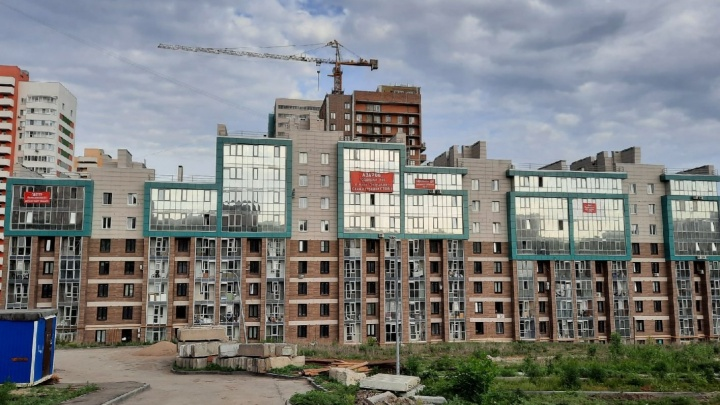 Самарцы попросили запретить строительство многоэтажек на Солнечной