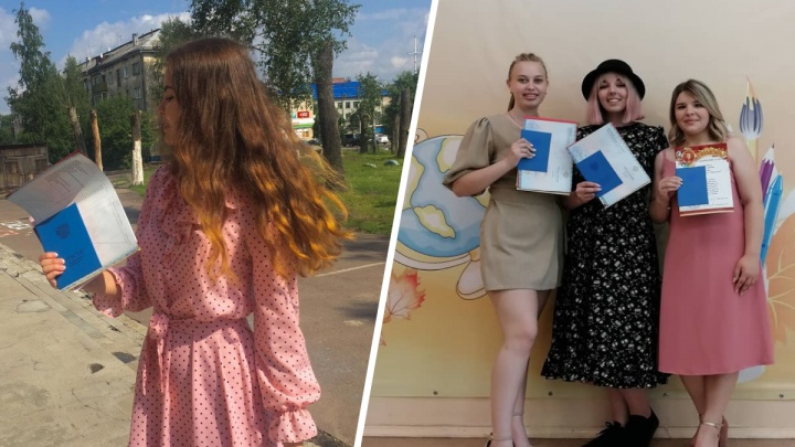 Пропуск во взрослую жизнь: архангельские выпускники получили свои аттестаты — фото