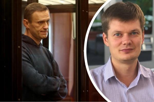 Навальный выйдет на свободу только в 2023 году
