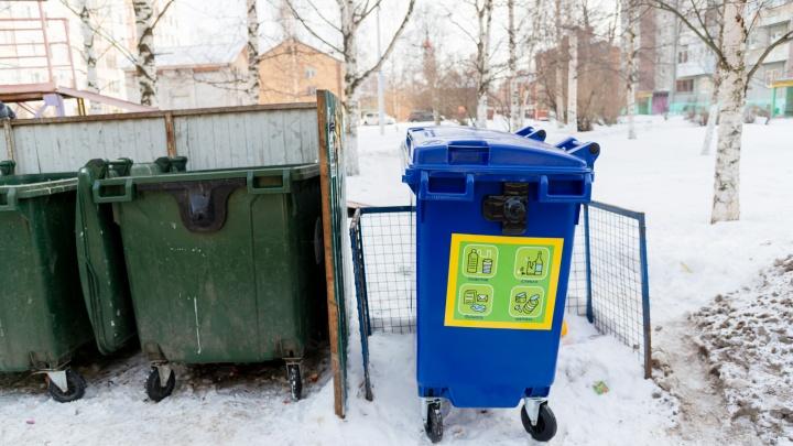 На жалобу об отсутствии сортировки отходов Цыбульский ответил, что его «втягивают в разборки»