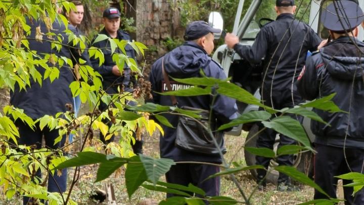 Около школы на улице Вольской нашли снаряды