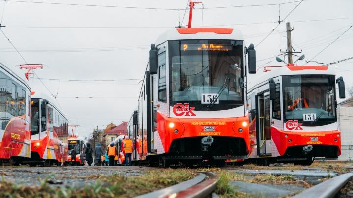 На Маршала Жукова на три дня перекроют движение трамваев