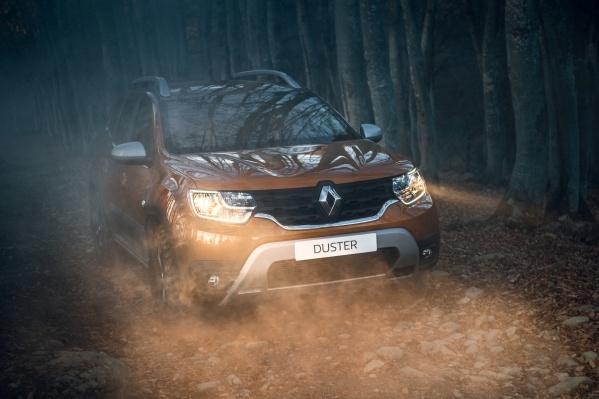 НовыйRenault Duster уже доступен в дилерских центрах«Renault Автоповолжье»