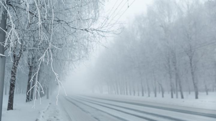 Штормовое предупреждение и море снега: что еще кузбассовцам ждать от погоды в выходные