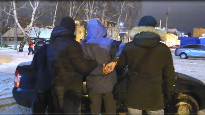 В Самарской области ФСБ поймала промышленного шпиона