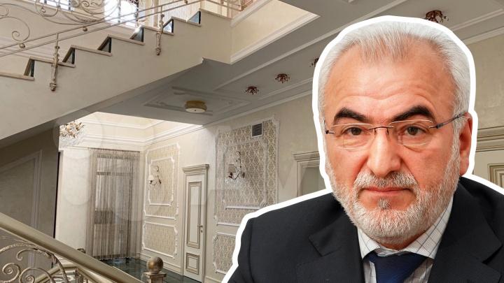 Структуры миллиардера Саввиди оказались владельцами самого дорогого дома Кузбасса
