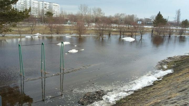 Это по-сибирски. Ученый объяснил, почему Тюмень в апреле затопило и когда вода уйдет