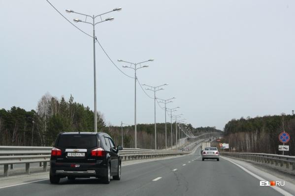 Скоростной автобан от Казани до Екатеринбурга пройдет через федеральную трассу Р242