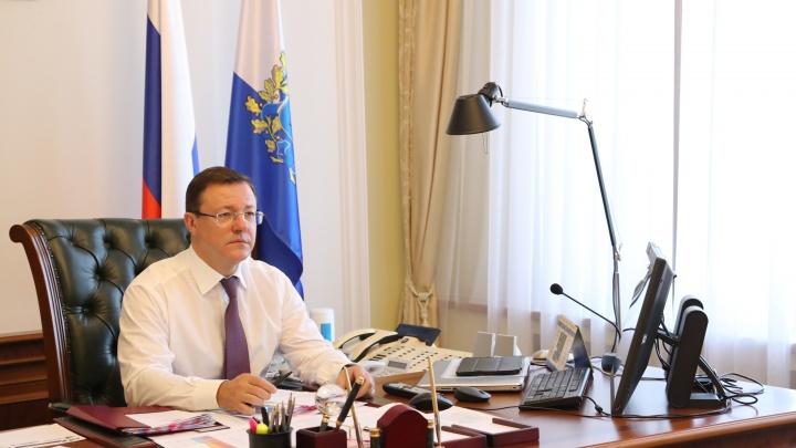 Власти пообещали решить в Самарской области все проблемы, прозвучавшие на прямой линии президента