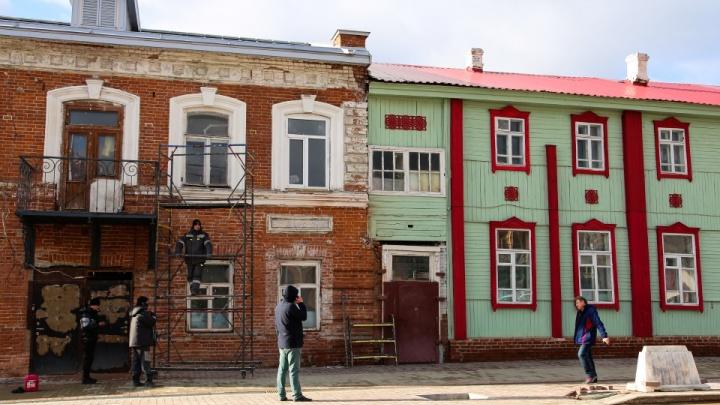 Жители Башкирии создали петицию, в которой просят властей отреставрировать старейшие дома в Уфе