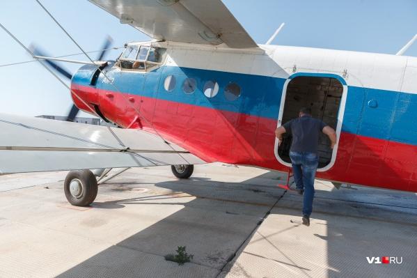 Кто оплачивал полет над Волго-Ахтубинской поймой, чиновники умолчали