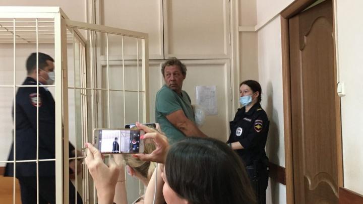 Взрыв на Буянова: самарец получил срок за брошенную в судью и полицейских гранату