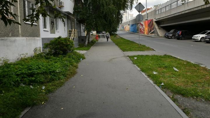 Екатеринбург зарастает мусором! Куда пропали дворники и кому жаловаться на горы хлама