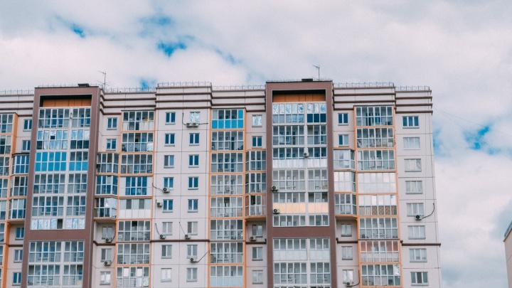 Омск стал вторым по скорости продажи квартир в России