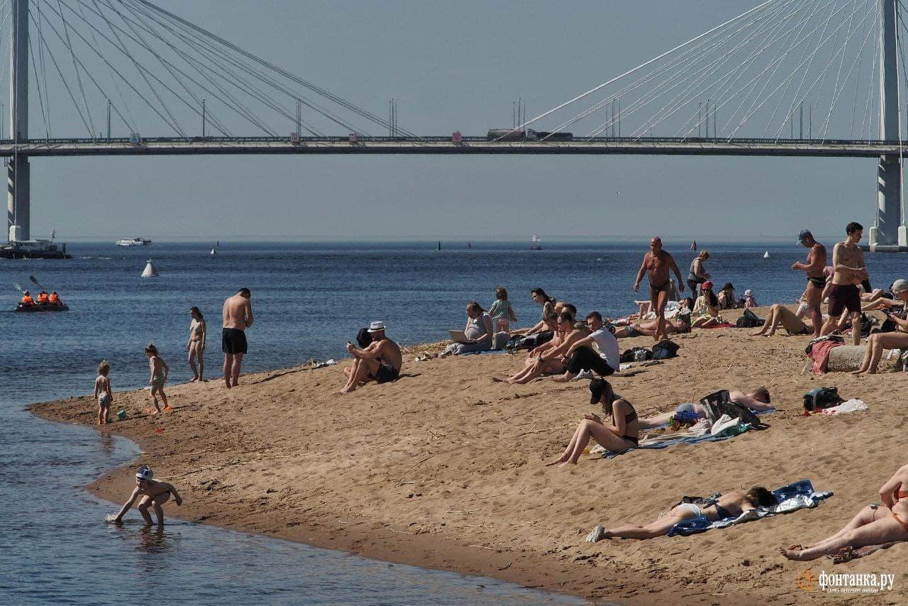 Последний день майского лета: петербургская погода готовится к переменам