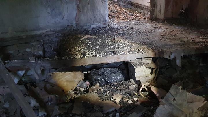 Владельца ищут: на севере Волгограда обнаружили тайник с боеприпасами