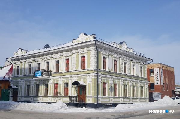 Сооружение стало частной собственностью в 2011 году