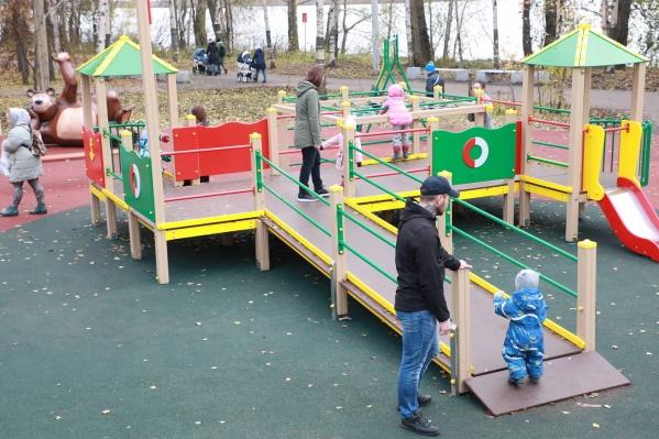 В 2020 году в Архангельске благоустроили сразу несколько парков: Майский, «Грачёв», «Зарусье»