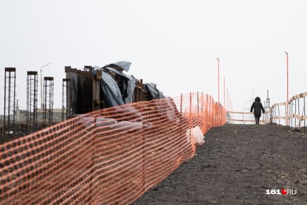 Власти уже изъяли 11 участков для строительства моста