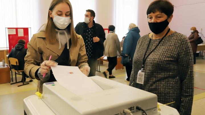В Курганской области завершилось голосование по выборам в Госдуму