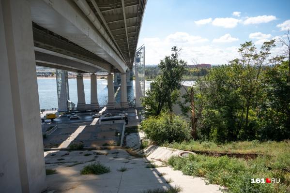 """Общая стоимость работ по реконструкции Ворошиловского моста составила <nobr class=""""_"""">6,3 миллиарда</nobr> рублей"""