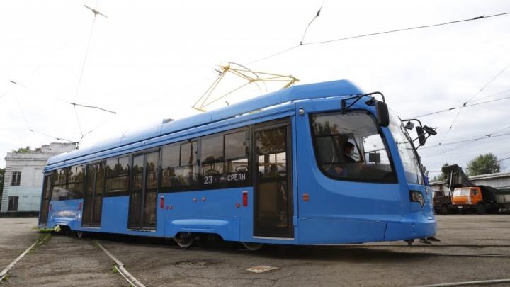 Власти Новокузнецка хотят потратят 100 млн на ремонт трамвайных путей. Показываем участки на карте