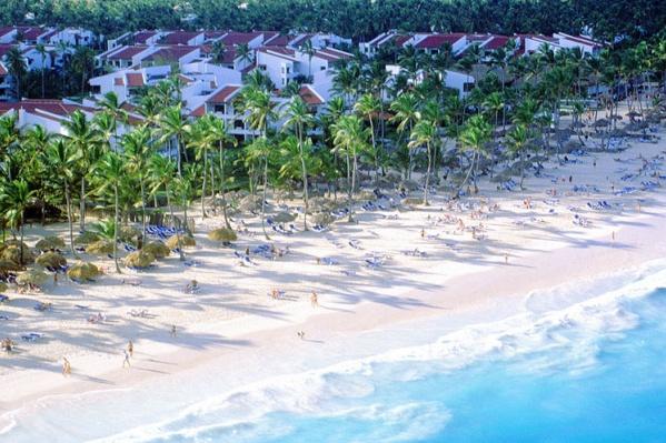 Доминикану называют страной лазурных пляжей