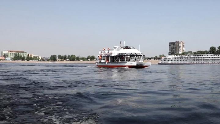 Запуск нового прогулочного судна Ecovolt по Волге оказался под вопросом