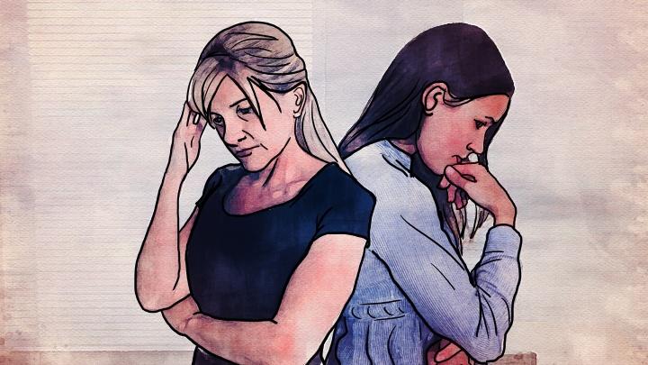 Вечные претензии и взаимные обиды: как перестать быть зависимой от мамы?
