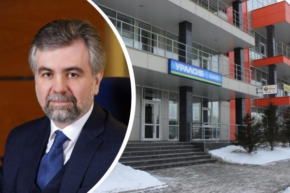 В банковской сфере Алексей Сазонов уже более 27 лет