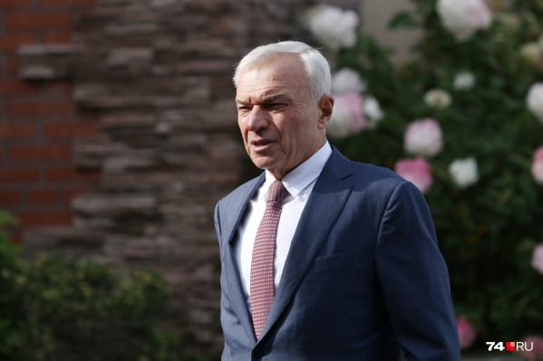 Доход Виктора Рашникова за прошлый год, по оценке Forbes, составил 828 миллионов долларов