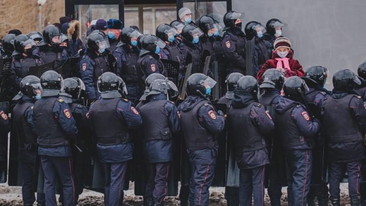 Руководитель пермской полиции высказался о массовых шествиях в поддержку Навального
