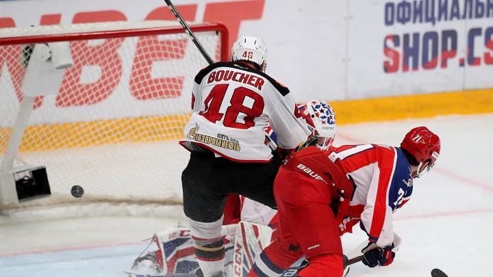 12 точных выстрелов: все голы «Авангарда» в финале с ЦСКА