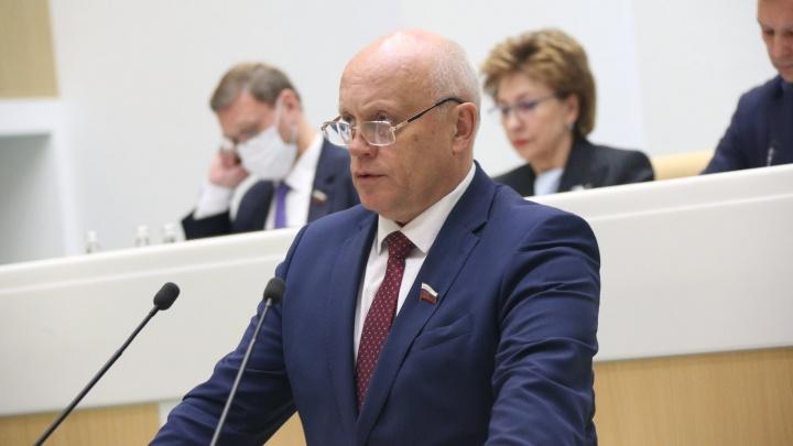 Экс-губернатор Омской области Виктор Назаров вернулся на работу в «Газпром»