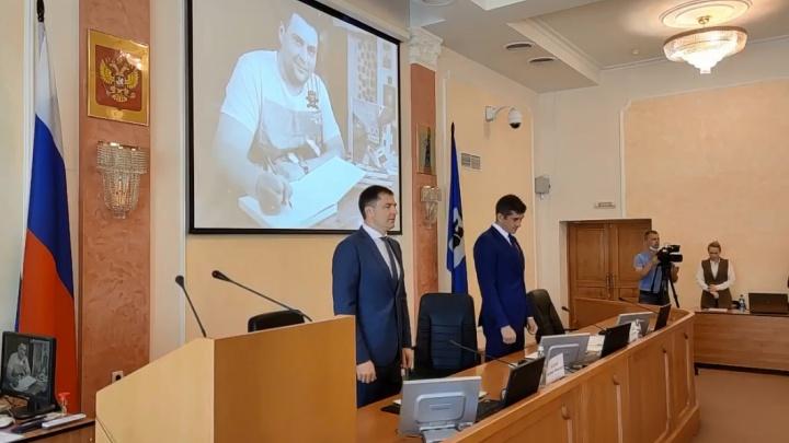 В муниципалитете Ярославля заседание начали с минуты молчания в память о Яне Левине