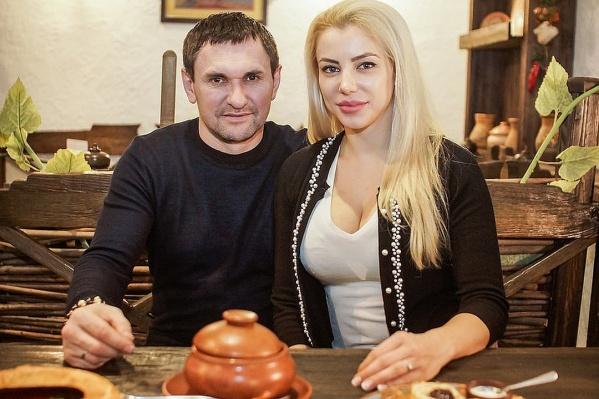 Екатерина и Алексей поженились в тот момент, когда вдова банкира находилась под следствием